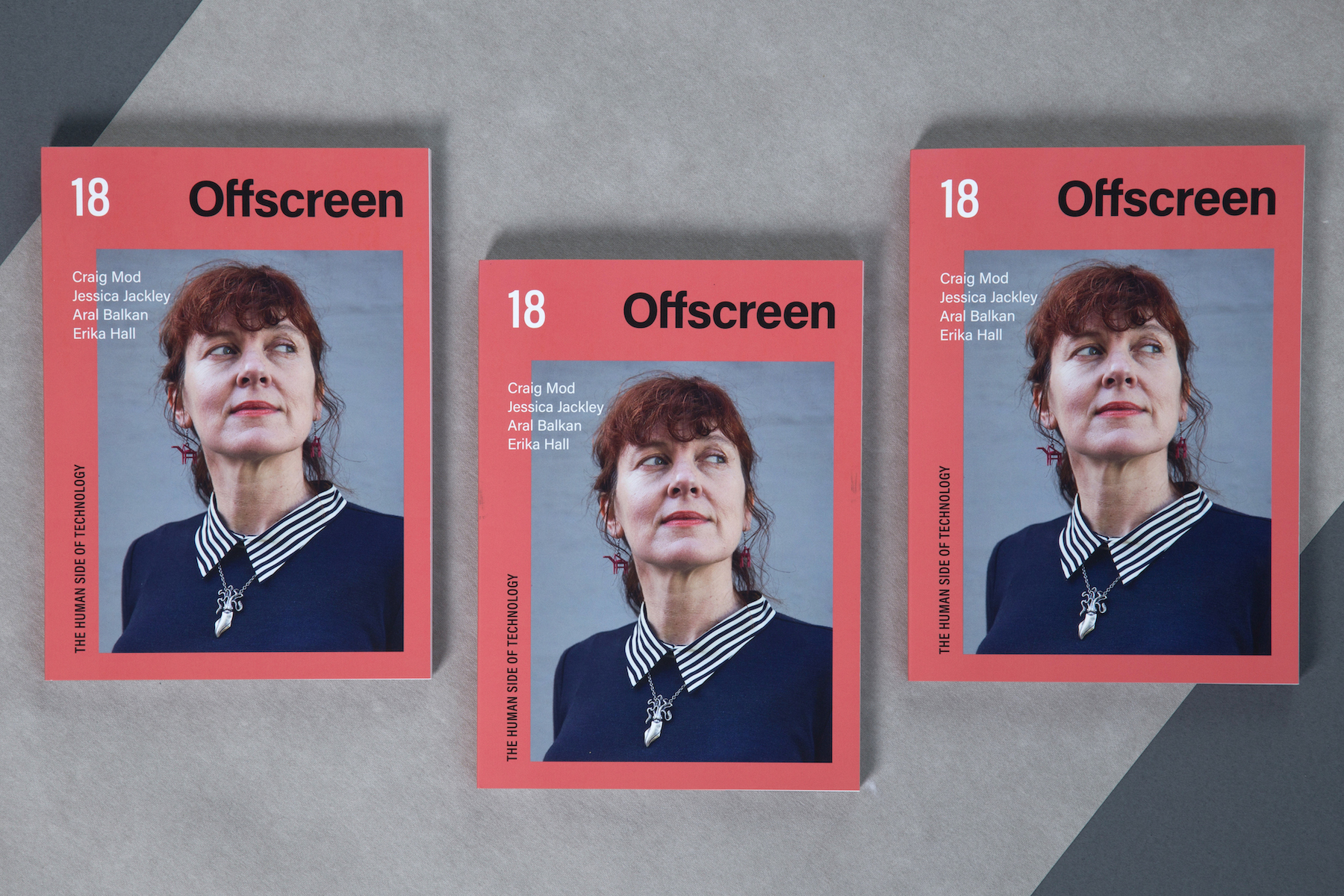 Issue #18 of Offscreen Magazine