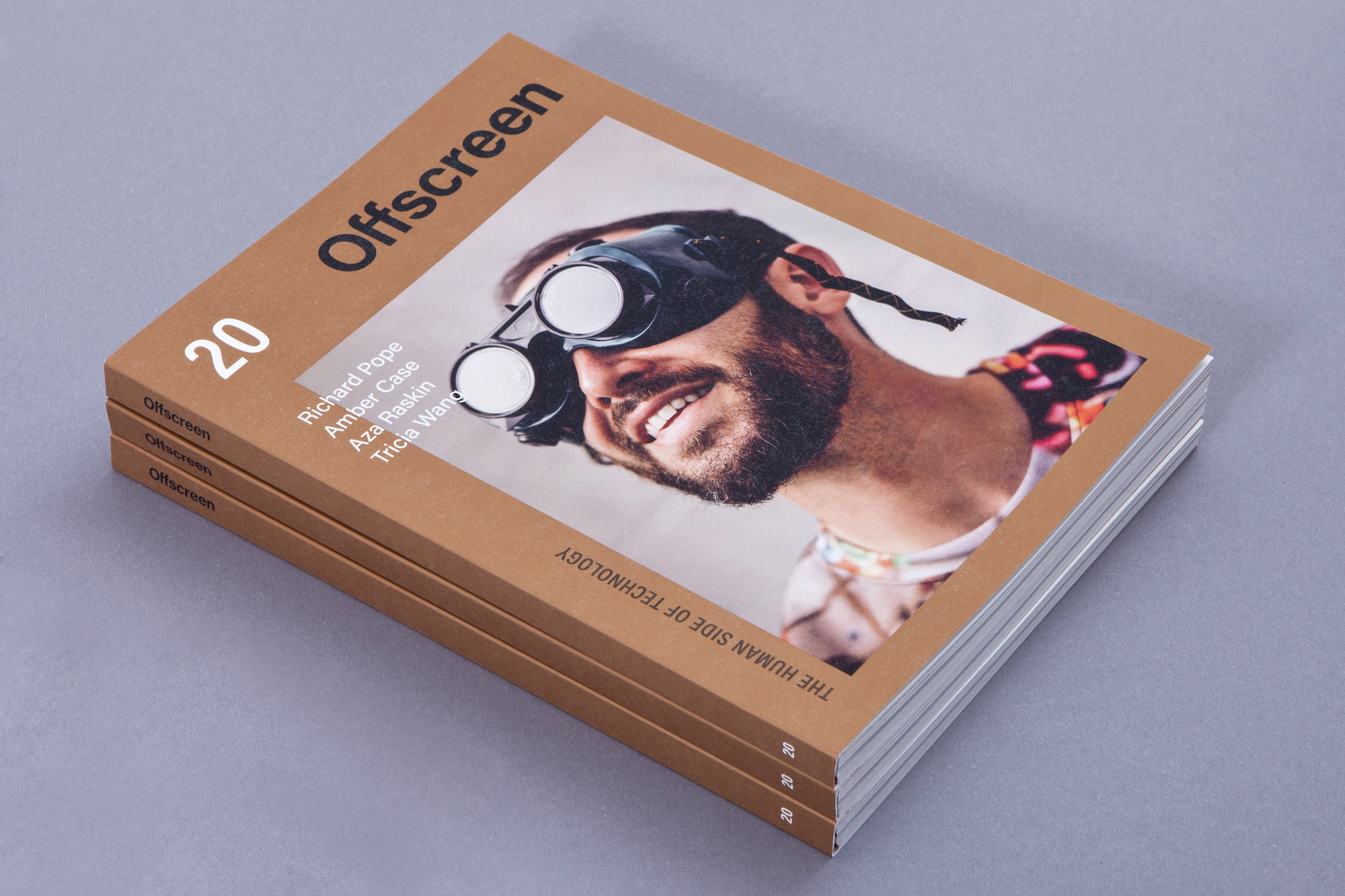 Issue #20 of Offscreen Magazine